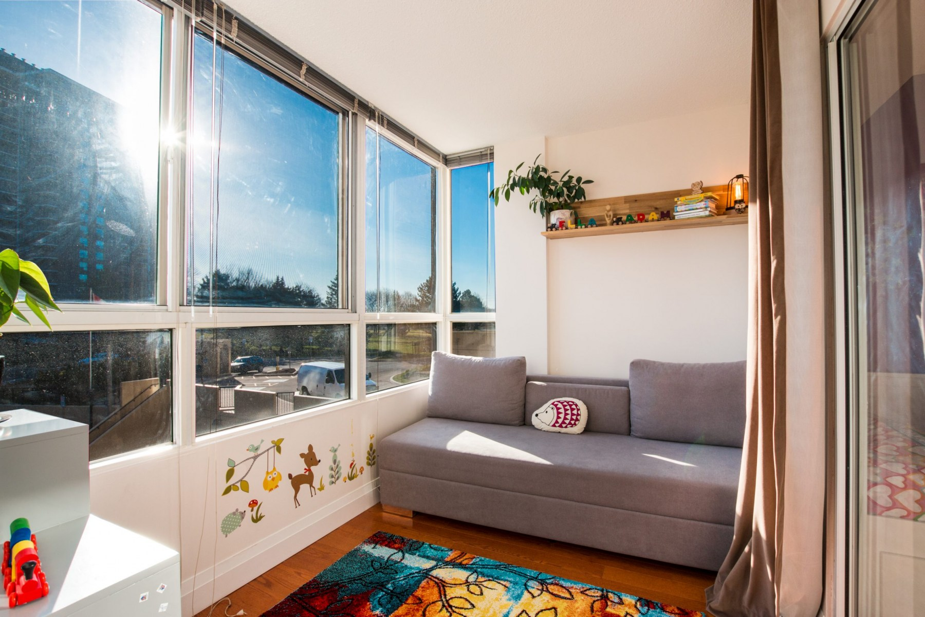 1485 Lakeshore Blvd East - #218 sunroom