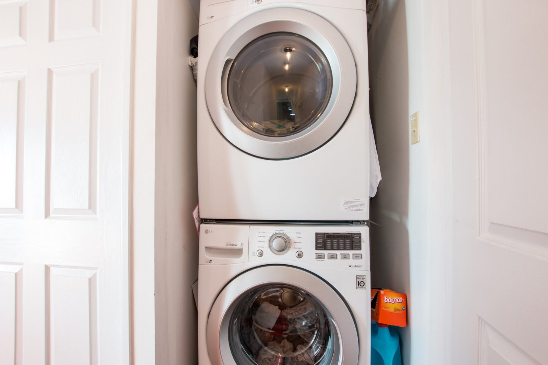 1485 Lakeshore Blvd East - #218 washer & dryer