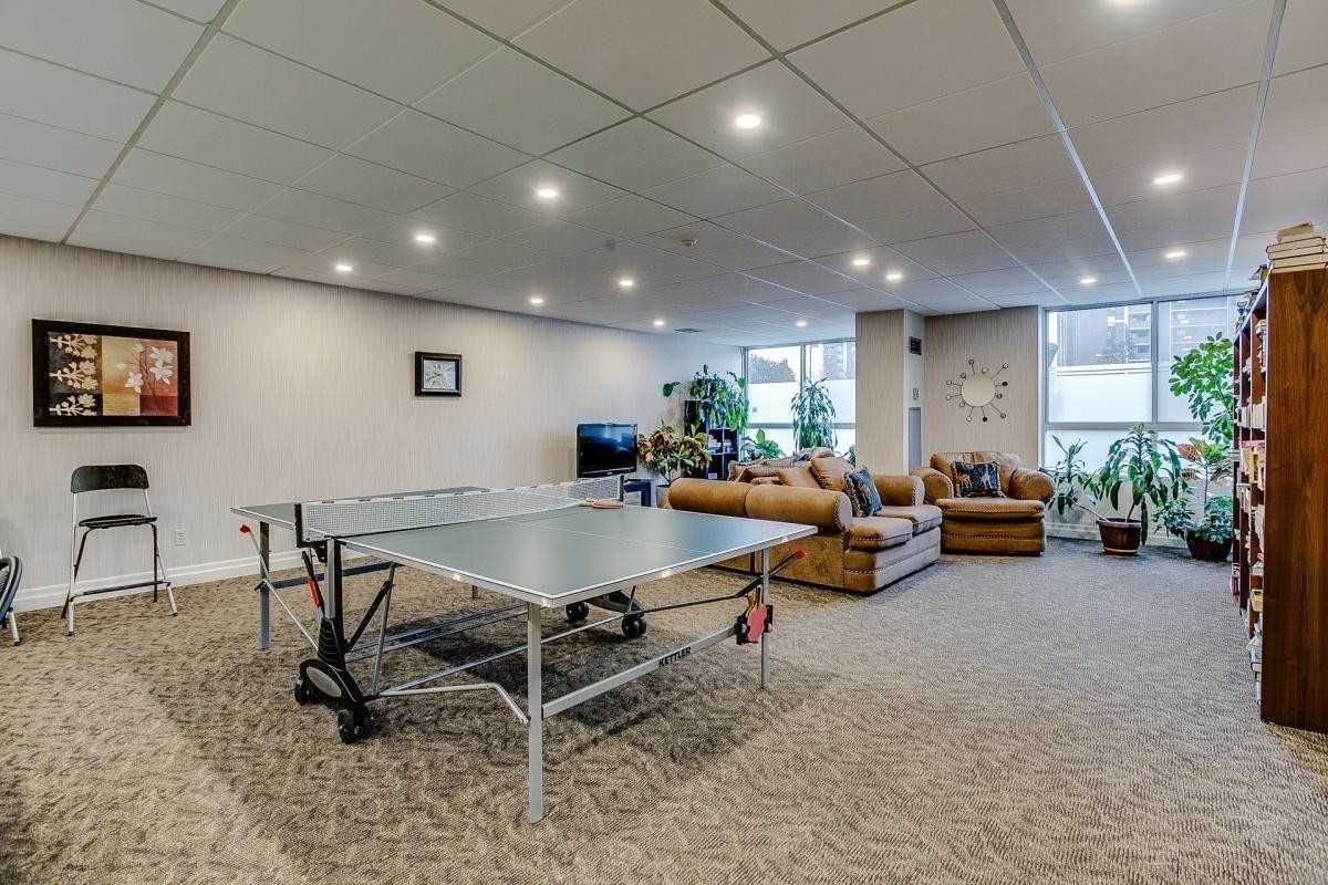1485 Lakeshore Blvd East - #218 rec room