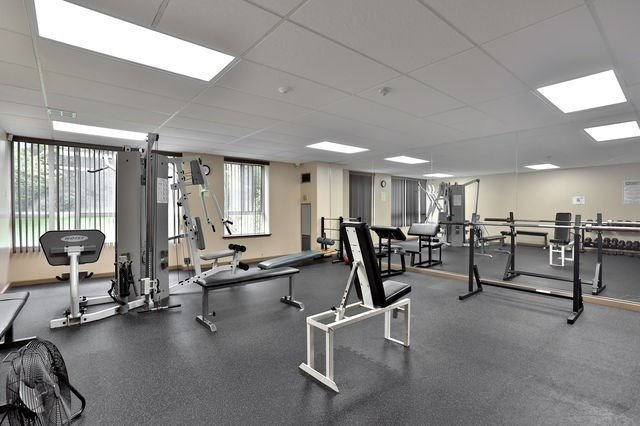 1485 Lakeshore Blvd East - #218 gym