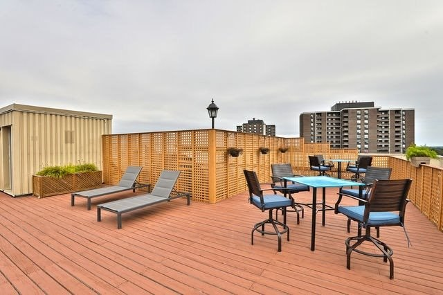 1485 Lakeshore Blvd East - #218 patio