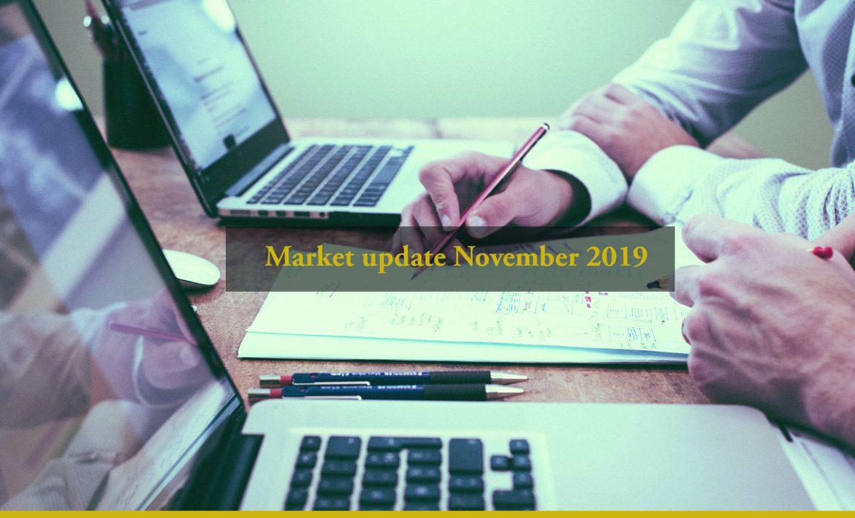 Market update November 2019
