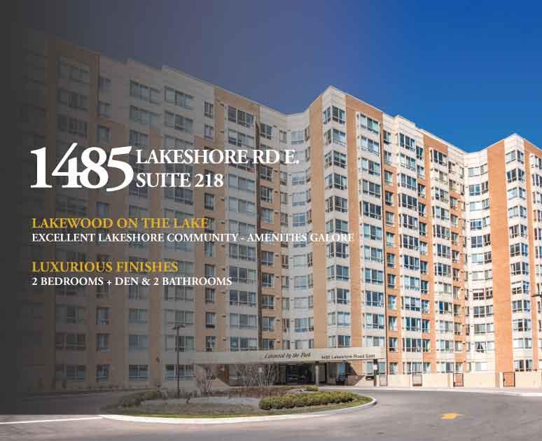 1485 Lakeshore Rd E