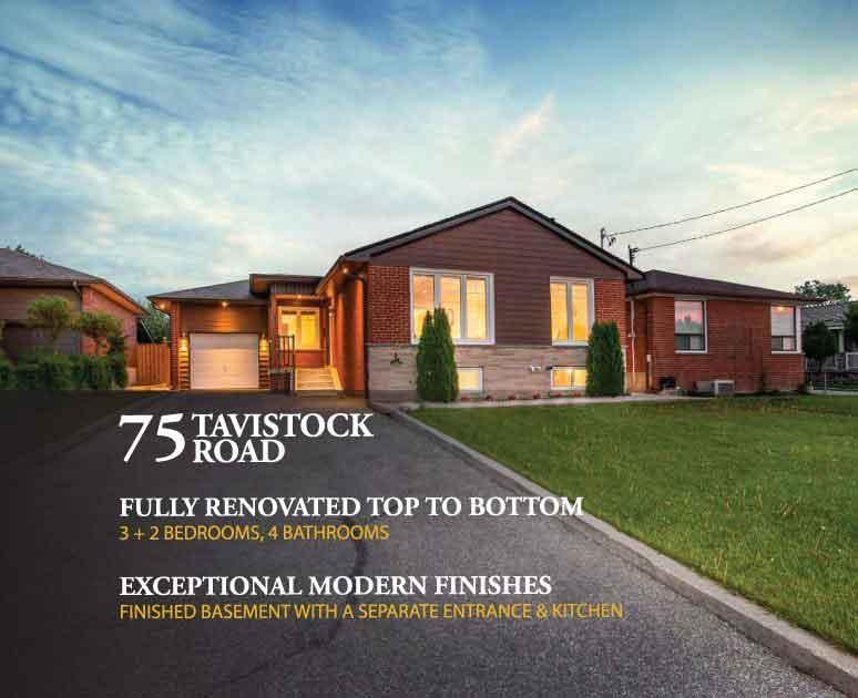 75 Tavistock Rd