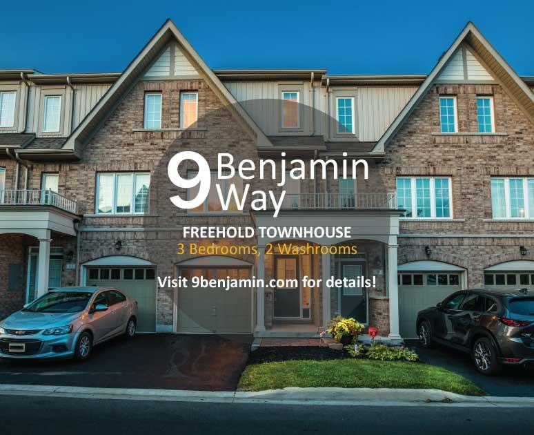 9 Benjamin Way