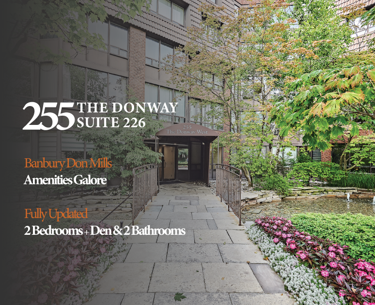 255 The Donway W