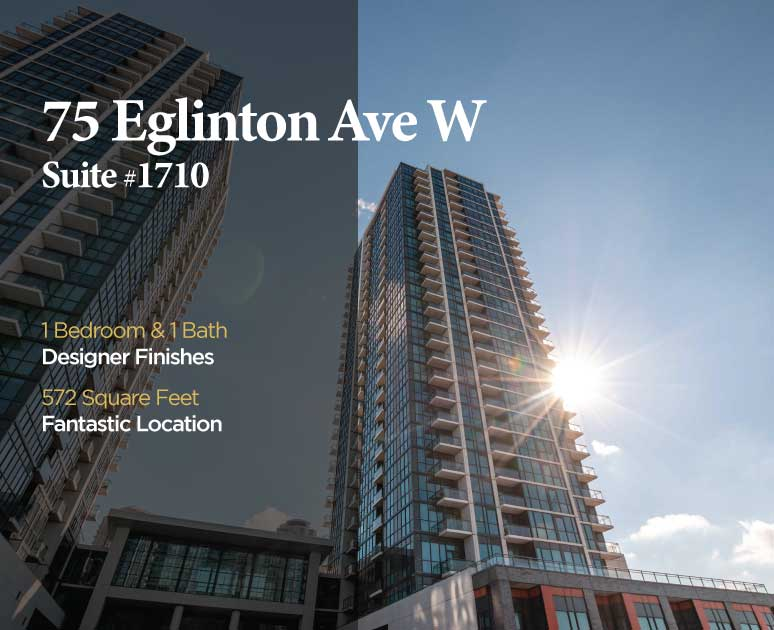 75 Eglinton Ave West #1710