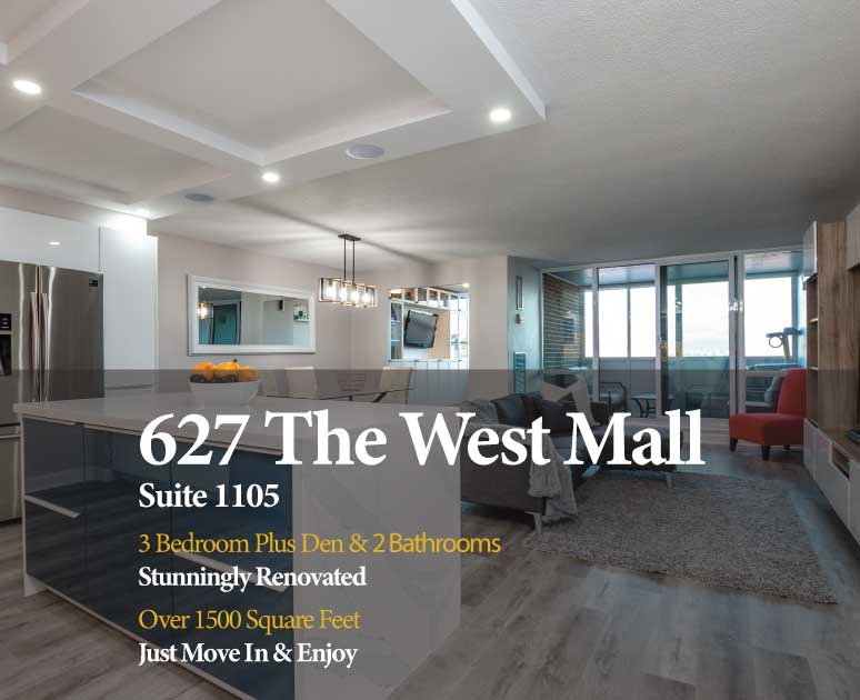 627 The West Mall