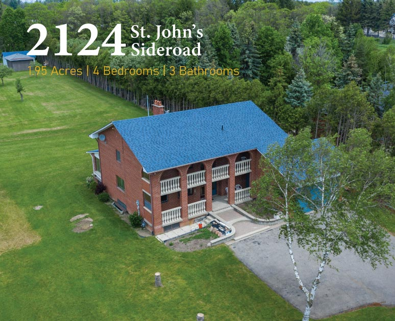St. John's Sideroad